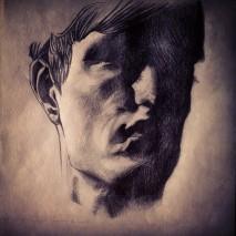 Pencil | A4 Parchment | 2014