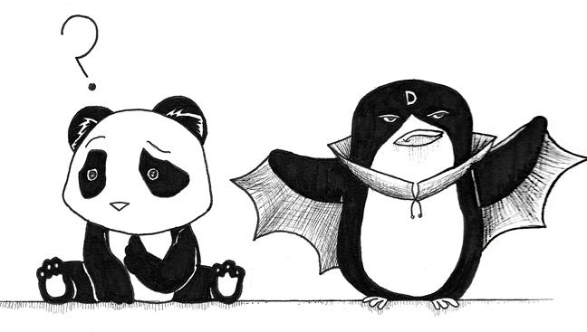 Pen and Ink | Illustration for Blog Post for 'SEOno' Blog | 2014