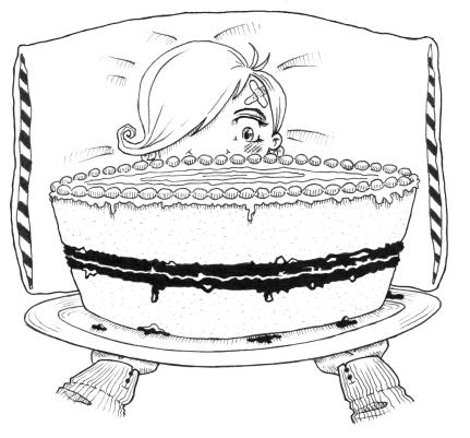 illustration pen and ink art children's book ebook
