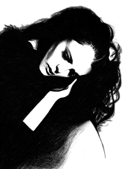 Black and Silver Pencil   A4 Paper   2007