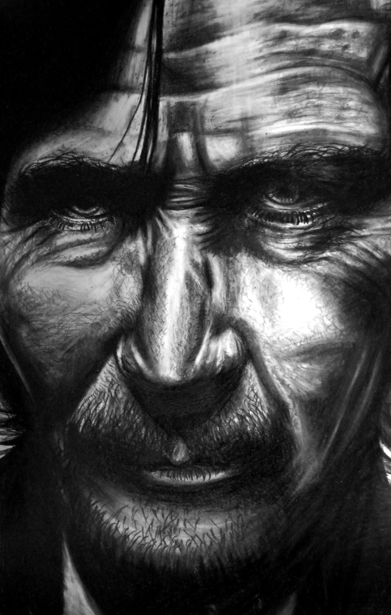 Gary Oldman Portrait