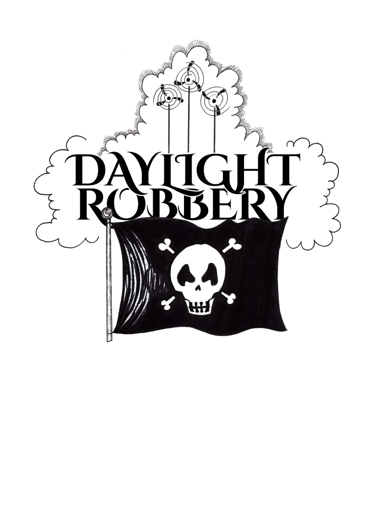 Daylight Robbery Cover