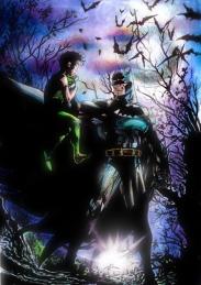 Batman Meets Robin
