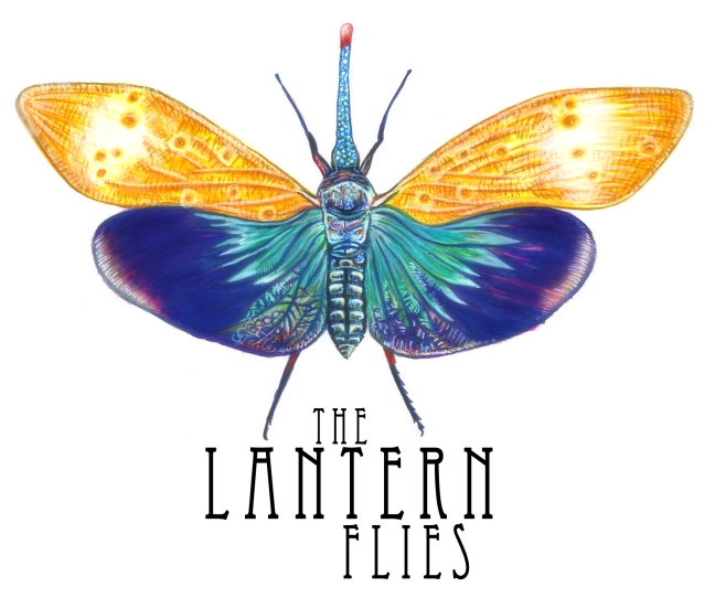 The Lantern Flies Band Logo