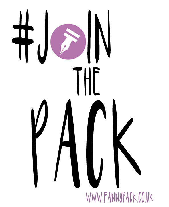 'Join The Pack' Logo for Fanny Pack